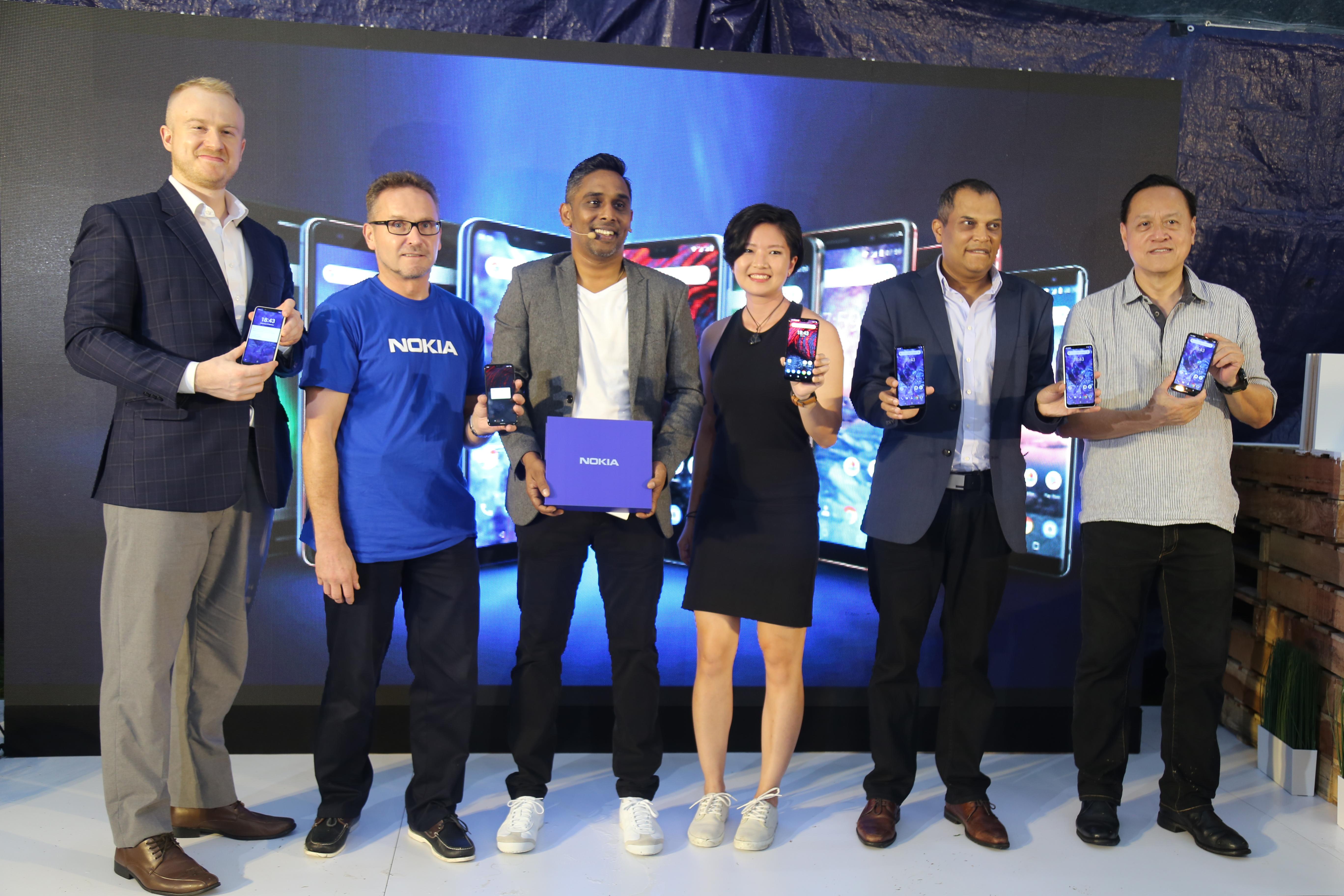4d8b054da Official Launch Nokia 6.1 Plus and Nokia 5.1 Plus   www.aforadio.com